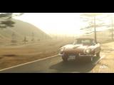 Jaguar E-Type - путешествие без границ!