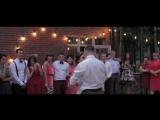 Современный Классический свадебный танец Ольга и Дмитрий Jacob Miller - Slipping Away