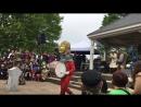 Steampunk festival in Waltham/Big nazo band performance