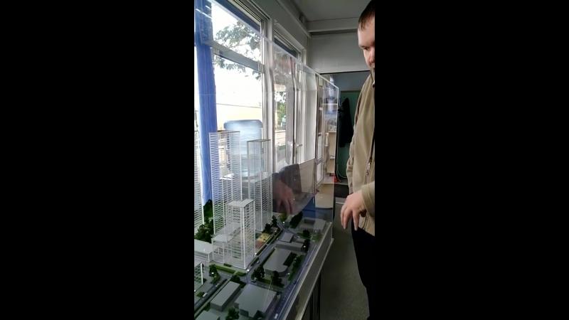 Информация по переселению от застройщика Мукомольного проезда