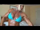 Maryse Manios fbb female muscle