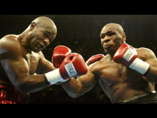 Mike Tyson vs Clifford Etienne