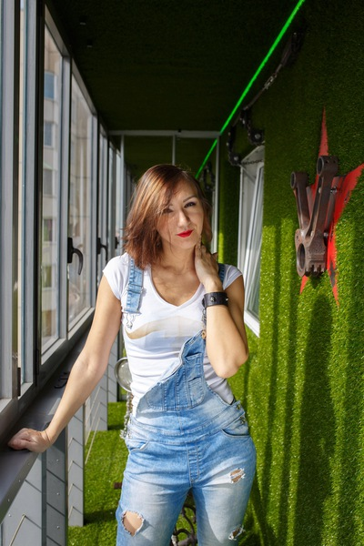 Анастасия Небойтесь