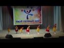 Народный танец Русские матрешки