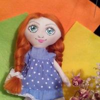МК делаем куклы своими руками)))