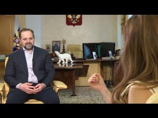 Эксклюзивное интервью. Сергей Донской