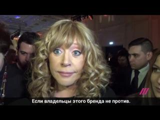 Алла Пугачева про Евровидение