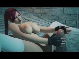 красивое порно аниме 3д