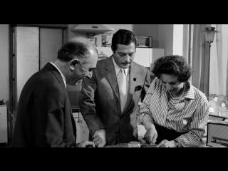 Развод по-итальянски (Италия, 1961) комедия, Марчелло Мастроянни, советский дубляж без вставок закадрового перевода