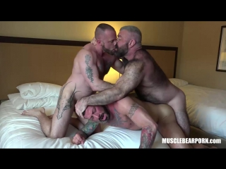 Muscle bear porn - mbp0076 - this is how we pay a bottom - with hugh hunter - part-2 (720p)