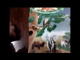 Видео-обзор интерактивного плаката Зоопарк