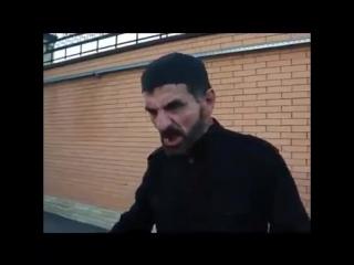 Асхаб обращается к Фёдору