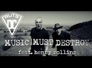 Ruts DC - Music Must Destroy [Feat. Henry Rollins] [Official Video]
