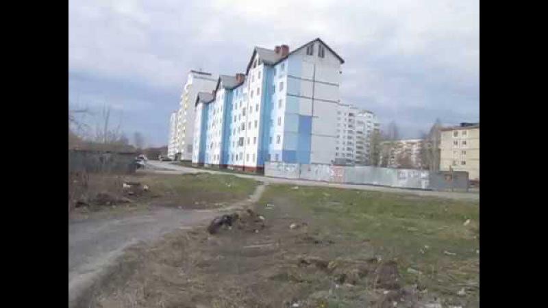 Тобольск после субботника 28 апреля 2016г.