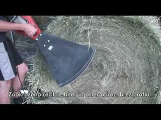 Agrometal - OMC nož za rezanje silaže / Tagliafieno OMC / Silage cutting knife OMC