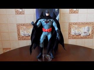 Обзор фигурки Medicom RAH 716 - Flashpoint Batman