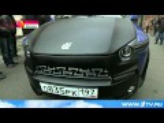 Миллиардер Михаил Прохоров подарил лидеру ЛДПР давно обещанный автомобиль