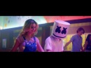 Marshmello Summer Official Music Video with Lele Pons
