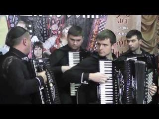 Ансамбль Концертино - Весна (А. Пьяцолла)