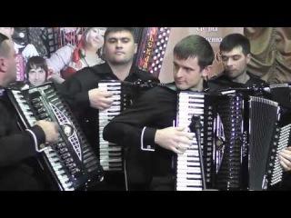 Ансамбль Концертино - Коллаж (Е. Дербенко)