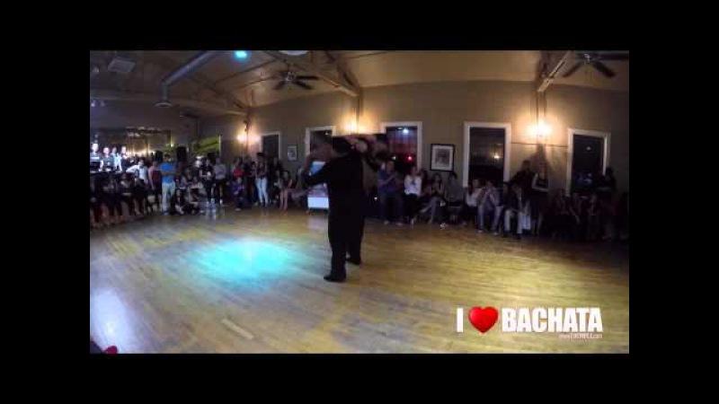 David and Lyliana Beltran - MG Dance Company - I Love Bachata Social