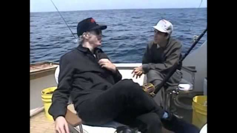 Fishing with John - Episode 1 with Jim Jarmusch