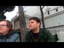 Веселый обзор Рима - Форум Траяна, Колизей и пишущая машинка