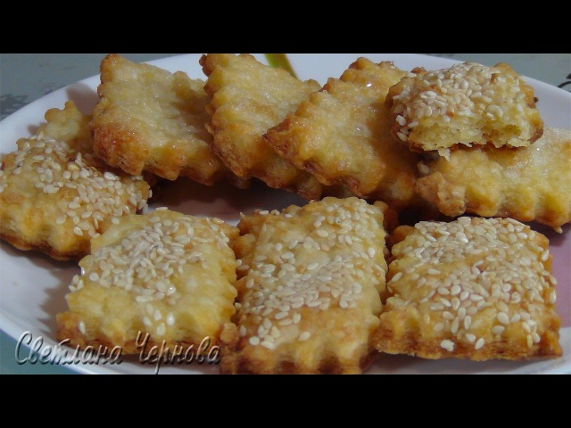 Печенье Минутка очень вкусное-тает во рту /Minute very tasty cookies