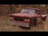 Попытка завести Dodge 100 (1962 года) после 25 лет простоя