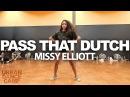Pass That Dutch Missy Elliott Kaelynn Harris Dance Choreography URBAN DANCE CAMP