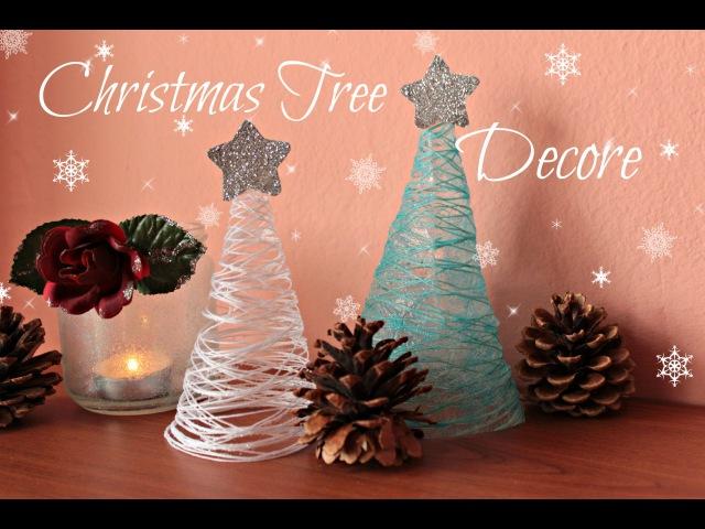 String Christmas Tree - Albero col Cotone | Sissys Creations
