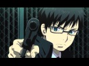 Ao No Exorcist opening 2 creditless 60fps