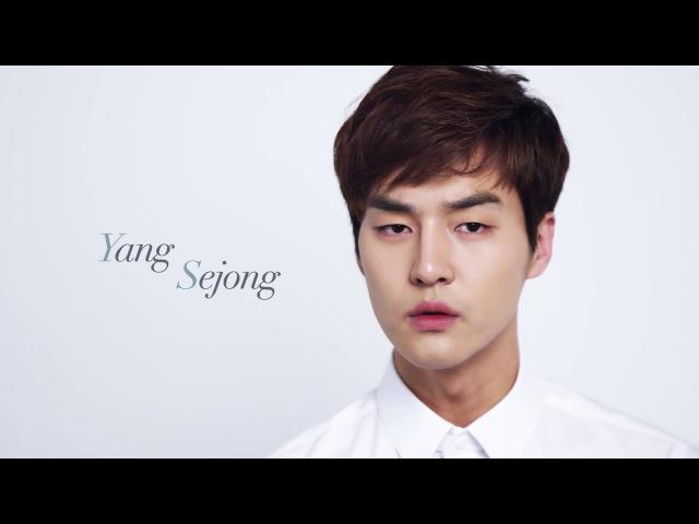 크리스 크리스티 CHRIS CHRISTY _ YANG SE JONG 2017 SPRING 메이킹영상
