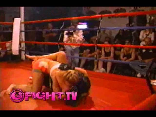 OMG Walker V Megan Lee CATFIGHT 1 2