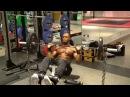 Монстр силовых тренировок Ulisses Williams Jr