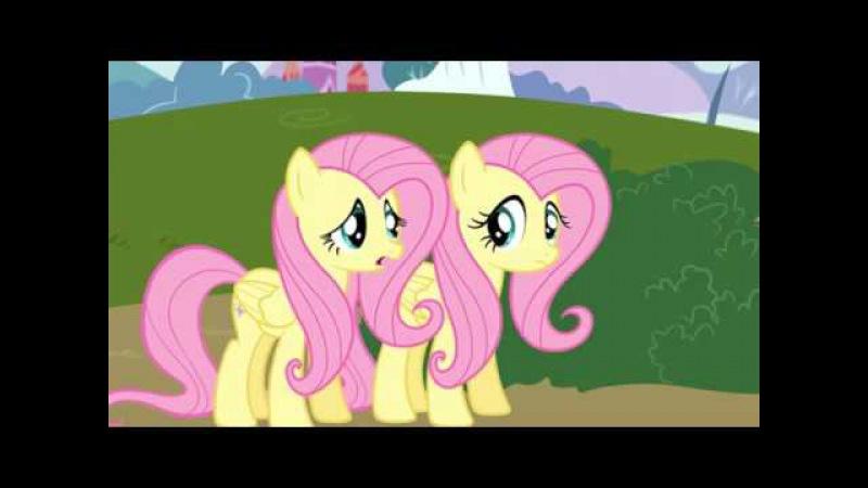 Что будет, если встретятся две пони Флаттершай?