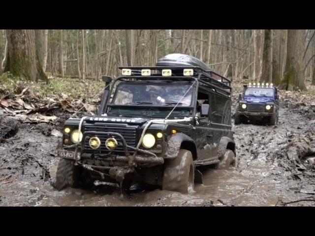 Land Rover defender 90 WildBrit, rc defender 110 HCPU