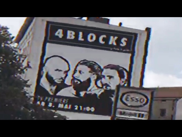 GRiNGO ft. HASAN.K, VEYSEL - HOT PURSUIT (PROD. GOLDFINGER) 4BLOCKS
