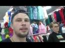Таганский ряд 2017 - обзор уличной торговли, торговый центр и гостиница Ханой Часть 2/1