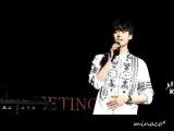 ♥ 이종석 팬미팅 VARIETY -I LOVE YOU- 20170201@JAPAN LeeJongSuk ♥