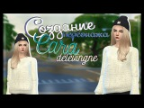 The Sims 4  Создание персонажа  Кара Делевинь