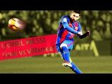 ᴴᴰLionel Messi Free Kick Goal vs Villarreal - La Liga Matchday 17