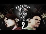 Прохождение Resident Evil Code Veronica  Часть 2 Особняк на холме