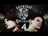 Прохождение Resident Evil Code Veronica  Часть 4 Тиран в самолете