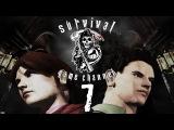 Прохождение Resident Evil Code Veronica  Часть 7 Финал