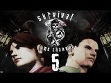 Прохождение Resident Evil Code Veronica  Часть 5 История Криса Редфилда