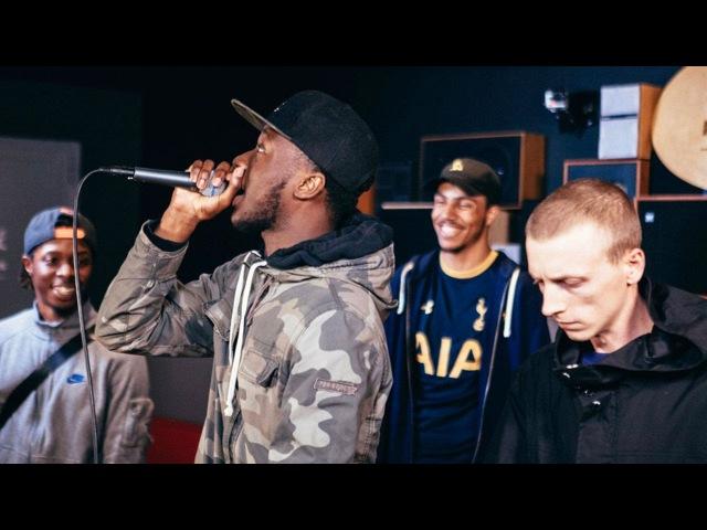 UK's Meanest Grime MC's Battle it Out | Grime-A-Side: Leeds vs. London