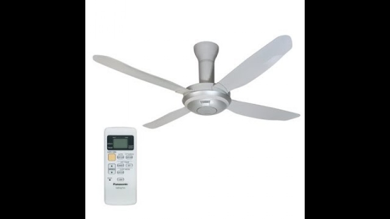 Hướng dẫn sửa quạt trần panasonic có điều khiển xa A guide to remodeling panasonic ceiling fans