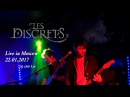 Les Discrets Live in Moscow 22 01 2017
