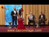 CAIRO MIRAGE-2017 GALA OPENING SHOW STAR BELLYDANCER DALIYA